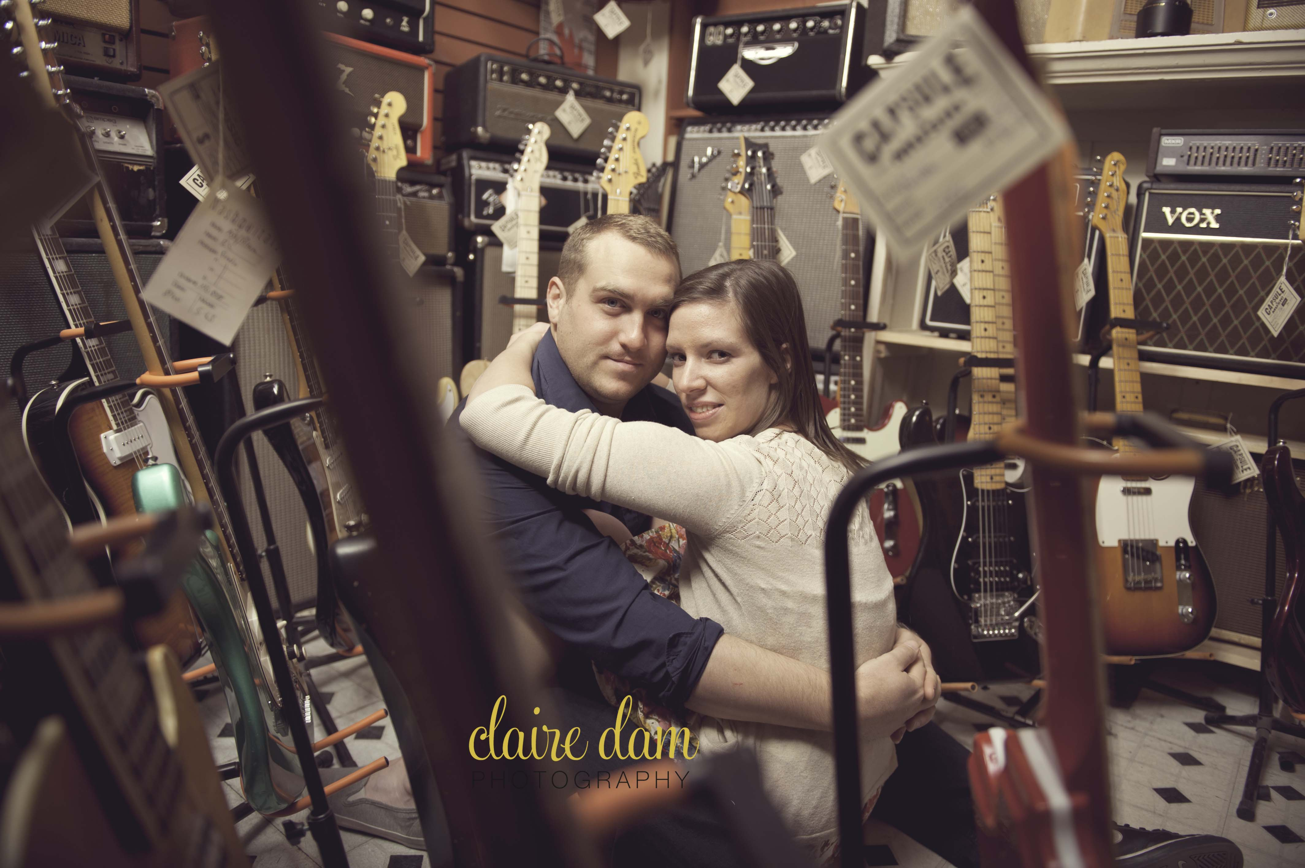 rock �n� roll engagement photo shoot claire dam photog blog
